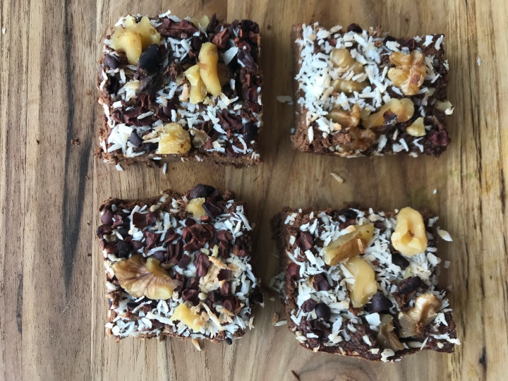 Sugar Detox Breakfast Brownies